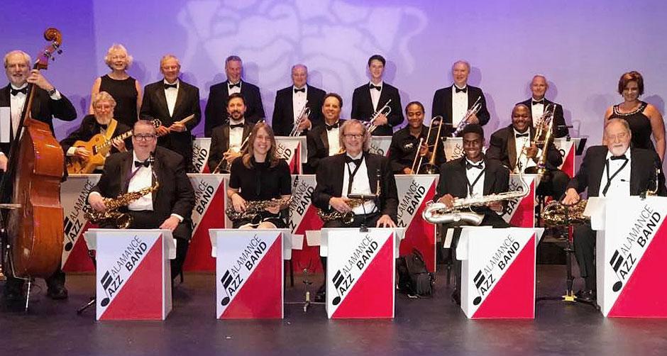 Alamance Jazz Band