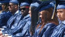 Graduates of Alamance Burlington Schools.